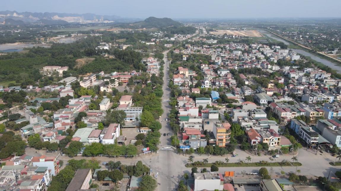 Cơ sở hạ tầng được phát triển đồng bộ - tạo thế và lực phát triển cho địa phương - góp phần đưa Bỉm Sơn là đơn vị đóng góp ngân sách số 1 cho tỉnh Thanh Hóa.