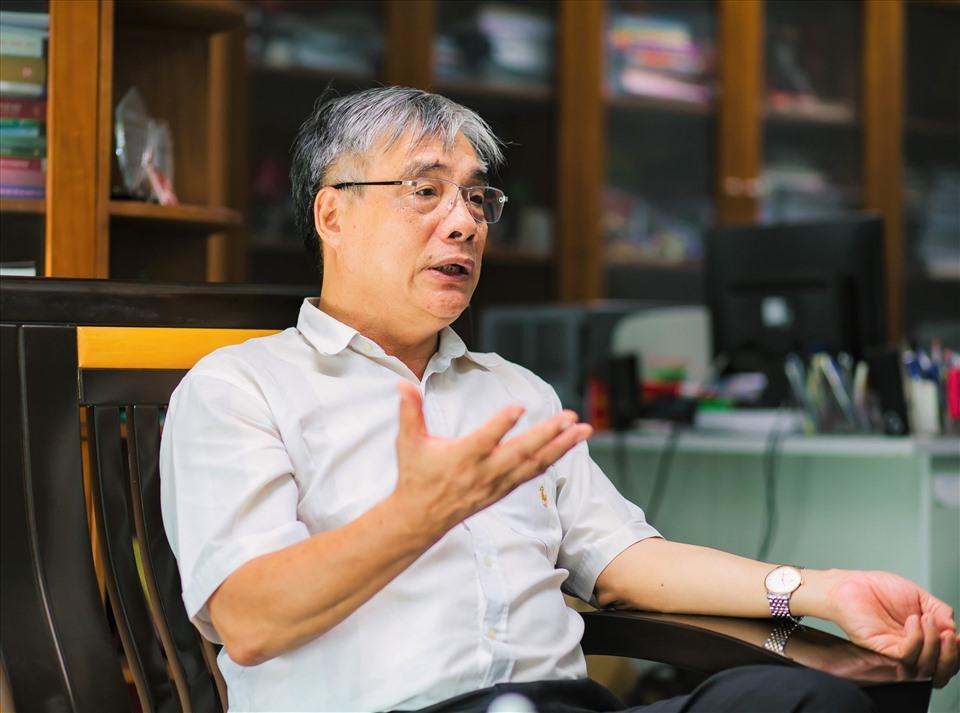 PGS. TS. Trần Đình Thiên, nguyên Viện trưởng Viện Kinh tế Việt Nam