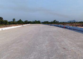 Dự án đường Trần Hưng Đạo kéo dài kết nối Uông Bí với các khu vực kinh tế trọng điểm miền bắc.